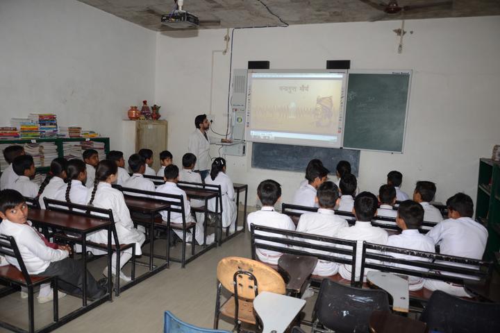Zenith Public School-Classroom