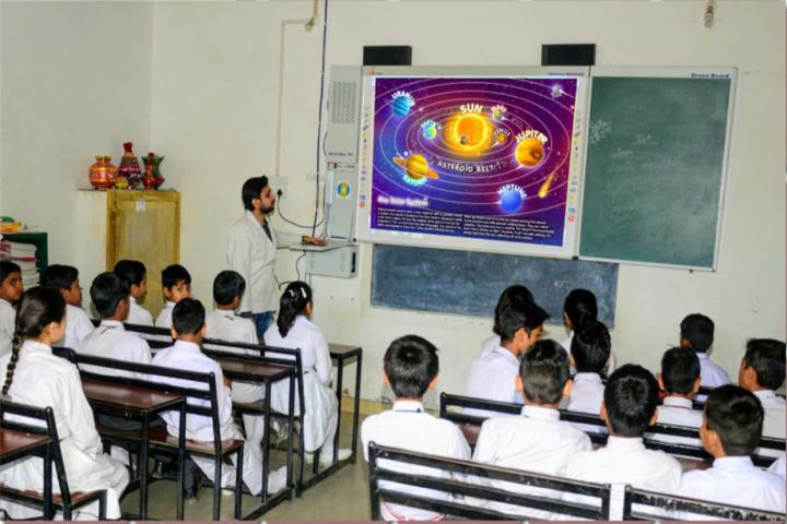 Zenith Public School-Digital Room