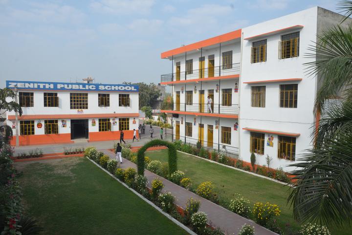 Zenith Public School-School Building