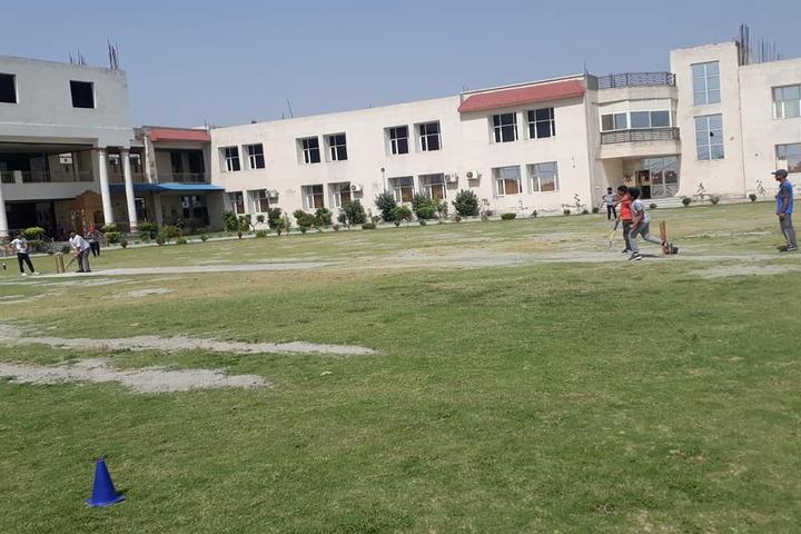 Zennext Public School-Campus