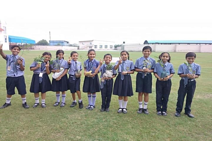 Zennext Public School-Environment Day