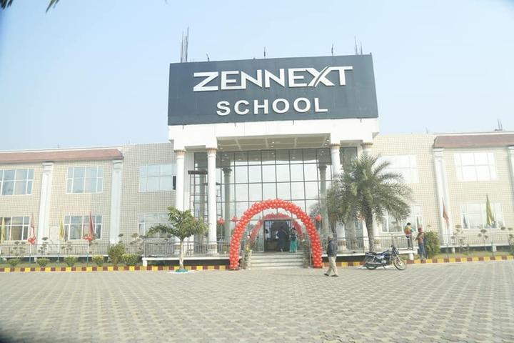 Zennext Public School-School Building