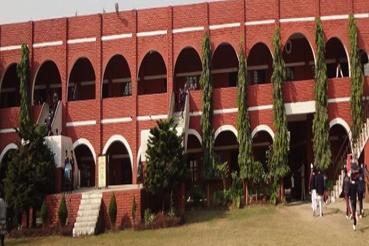 5th Centenary School-School Building
