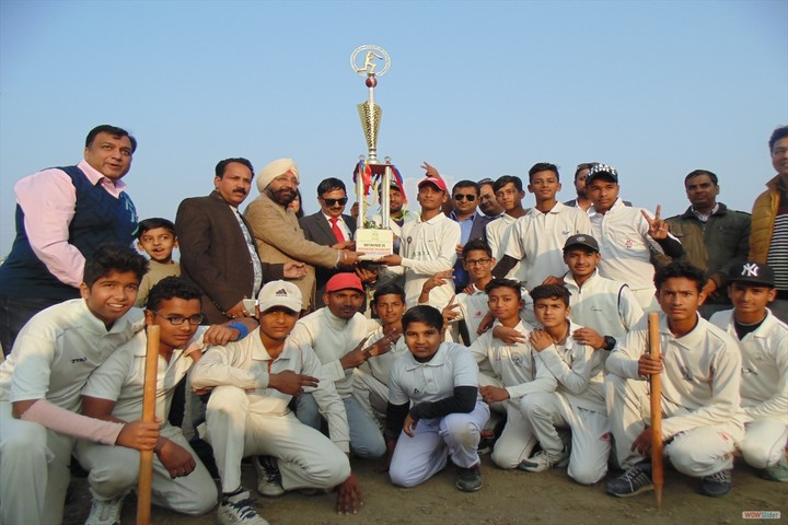 A B M Public School-Champion Trophy