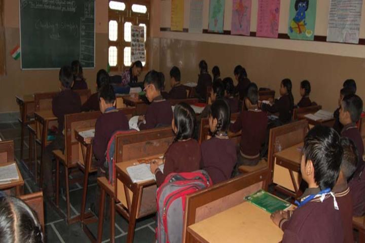 A N D Public School-Classroom