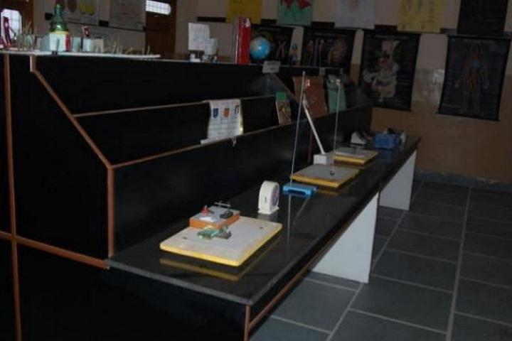A N D Public School-Physics Lab