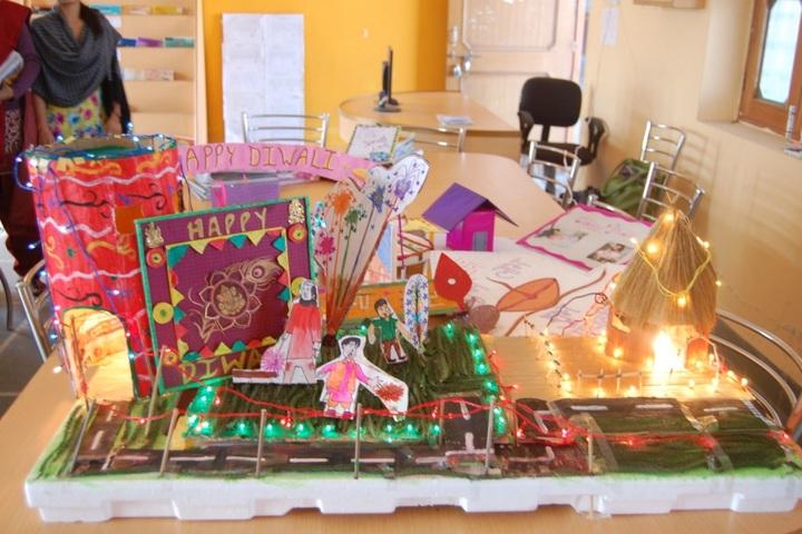 A N D Public School-Project