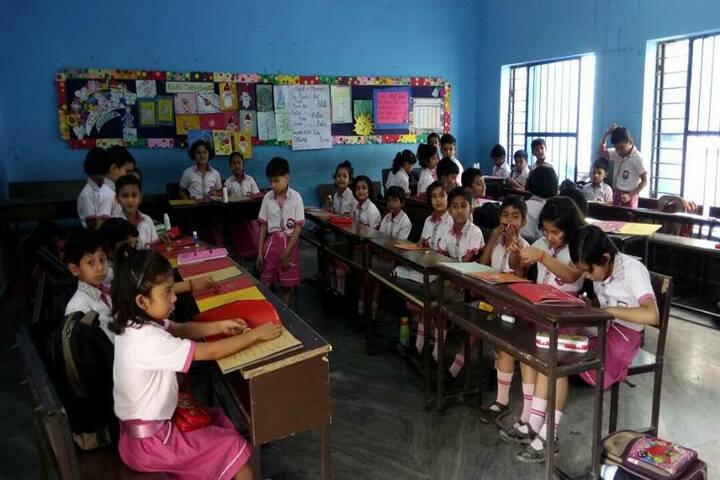 Achivers Home Public School-Activity Room
