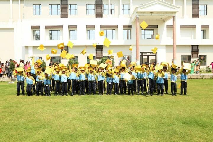 Achivers Home Public School-Graduation Day