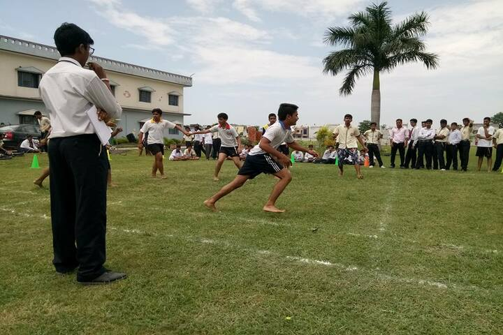 Achivers Home Public School-Sports Day