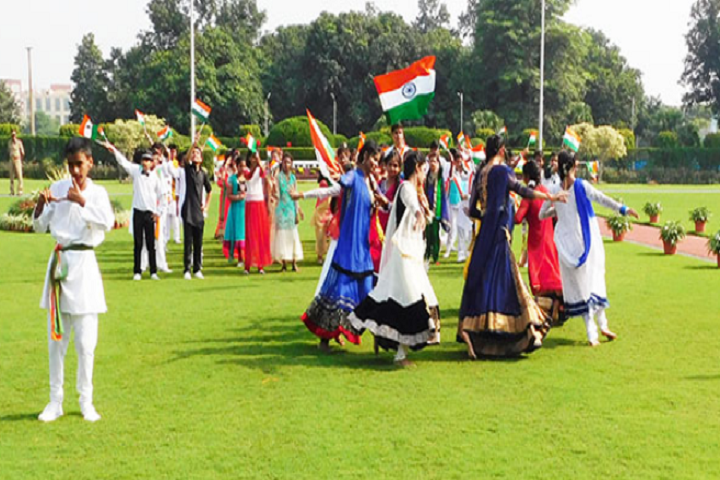 Adarsh Bal Nikethan Senior Secondary School-Patriotic Day