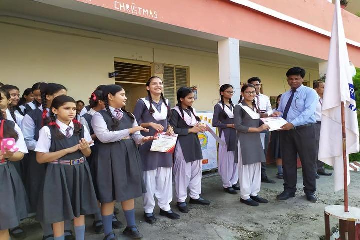 Alakashya Public School-Achievement