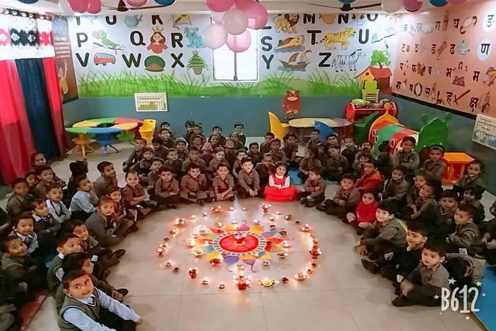 Alakashya Public School-Diwali Celebrations