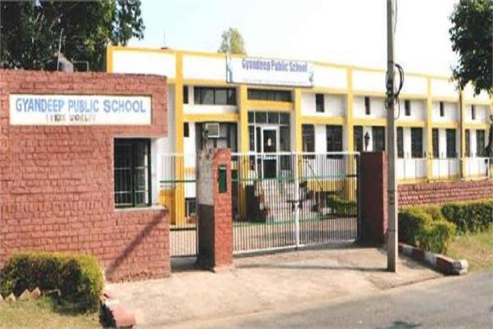 Gyandeep Model High School-Campus