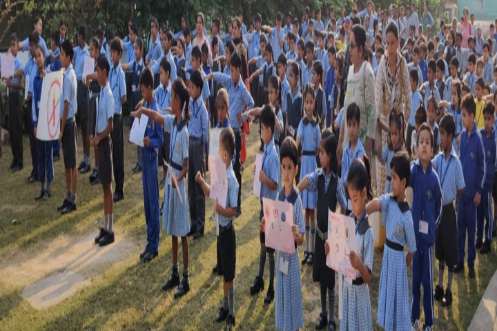 Gyandeep Model High School-Assembly