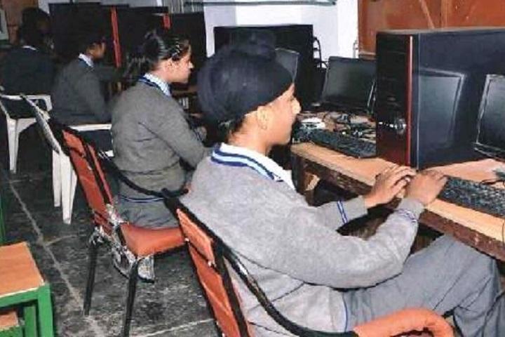 Gyandeep Model High School-IT Lab