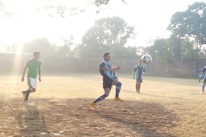 Amar Memorial Public School-Play Ground