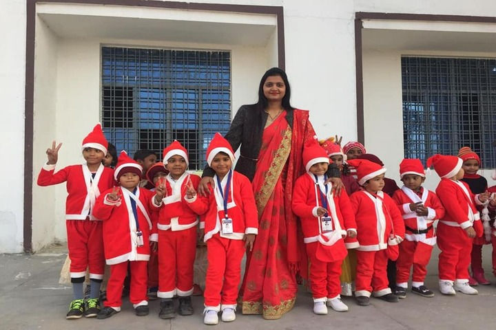 Ambition Public School-Christmas Celebrations