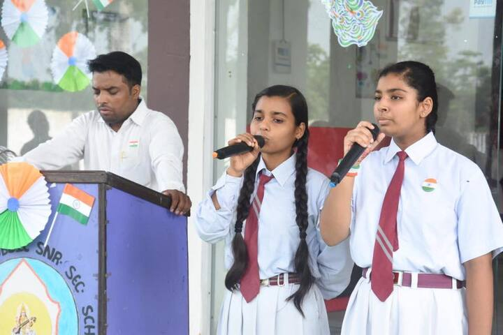 Ambition Public School-Music Activity