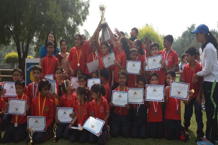 Amenity Public School-Achievement