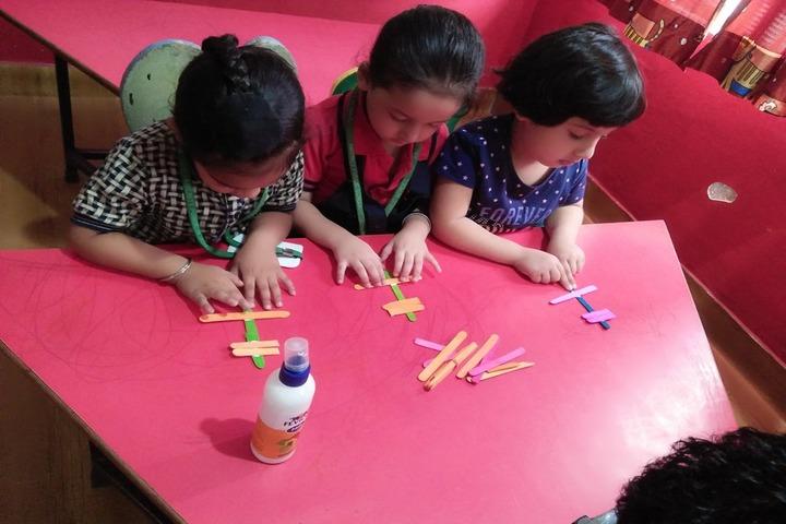 Amenity Public School-Activity