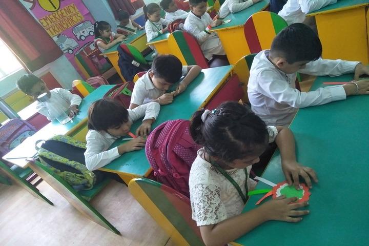 Amenity Public School-Classroom