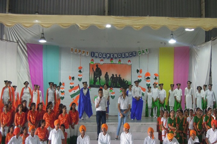 Amenity Public School-Independence Day Celebrations