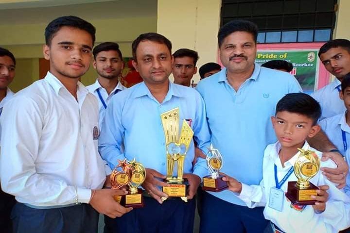 Anand Swaroop Arya Sarawasti Vidya Mandir-Prize Distribution
