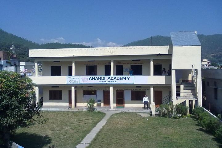 Anandi Academy-School Building
