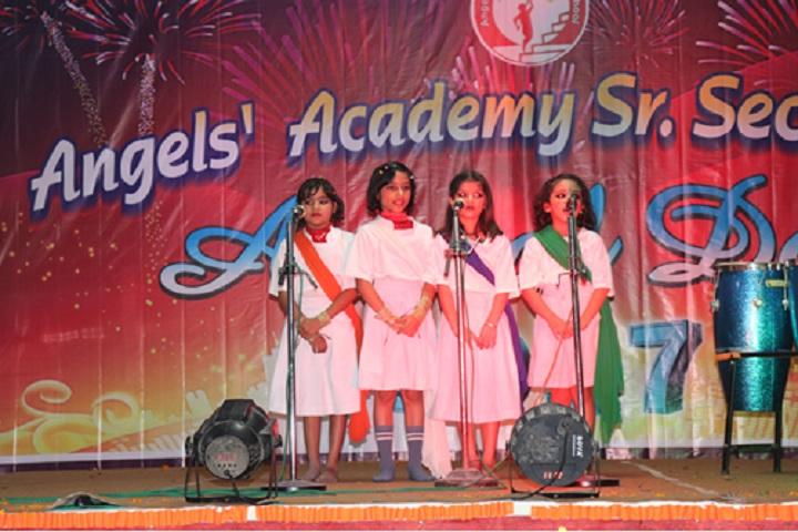Angels Academy School-Group Singing