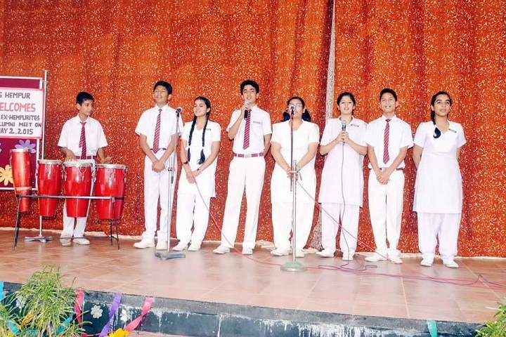 Army Public School-Music Competition