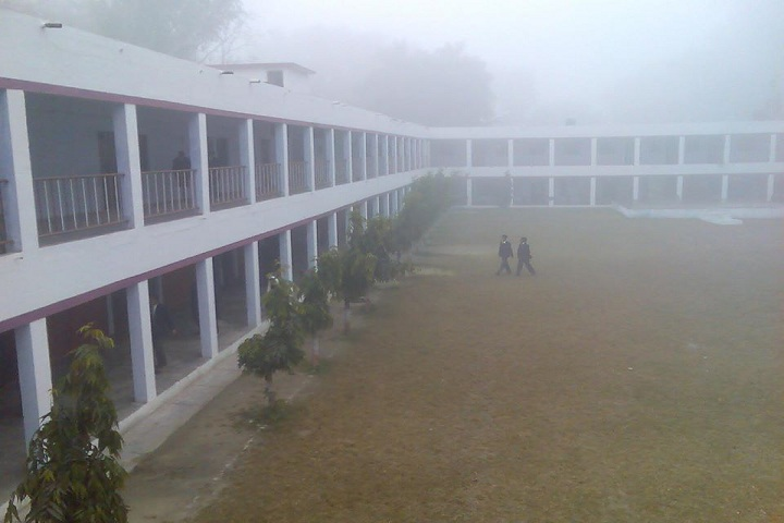 Army Public School-School Building
