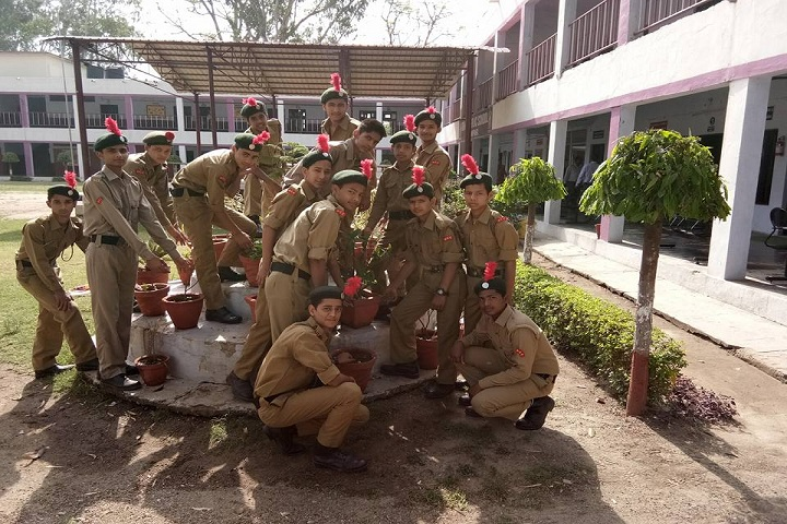 Army Public School-NCC Team