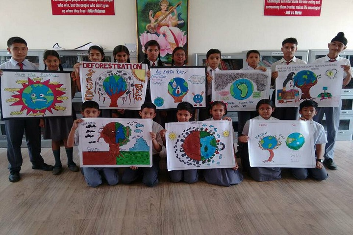 Army Public School-Student Projects