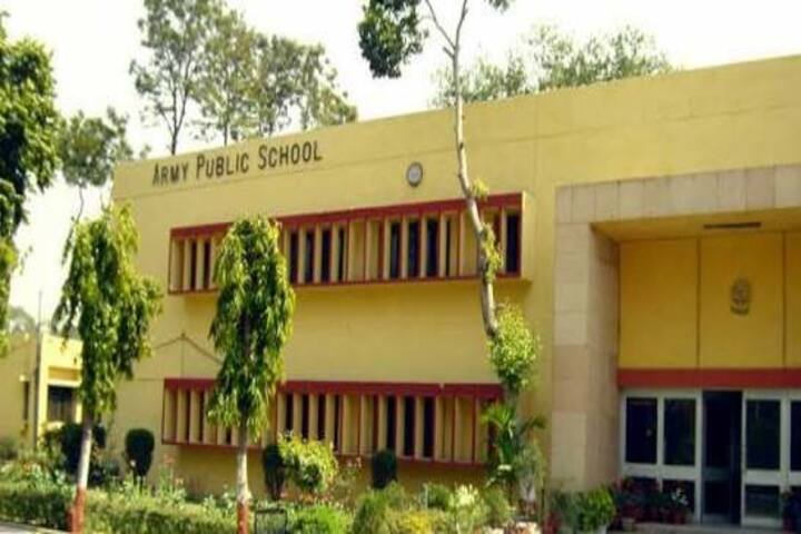 Army Public School-Campus