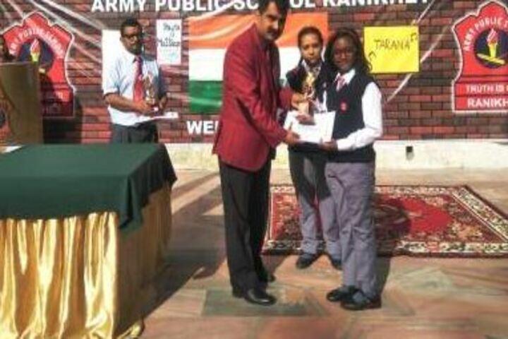 Army Public School-Championship