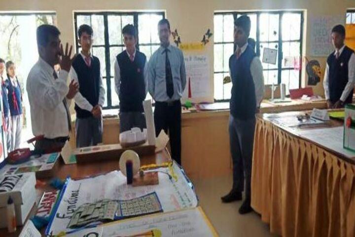 Army Public School-Exhibition