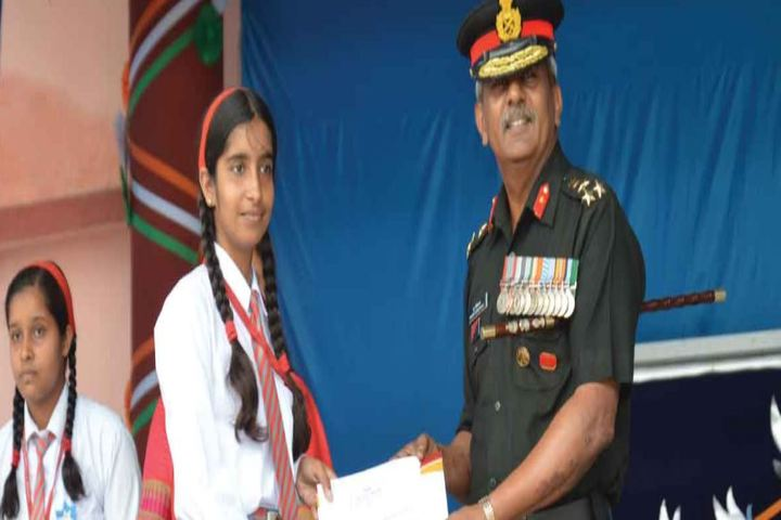 Army Public School-Certification