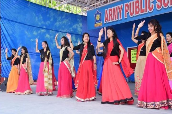 Army Public School-Farewell Day Celebrations