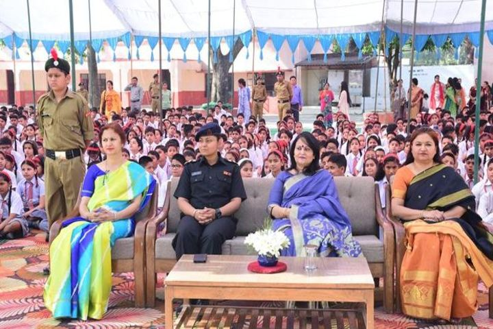 Army Public School-Meeting