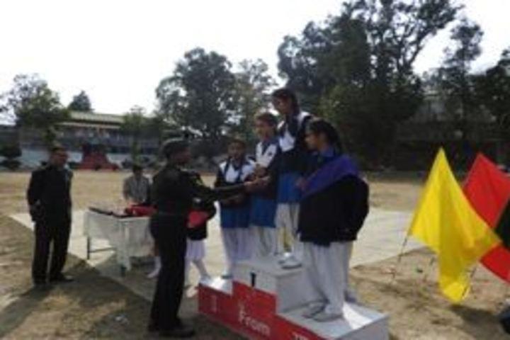 Army Public School-Annual Sports