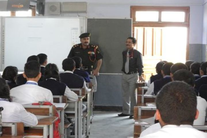 Army Public School-Commander Speech