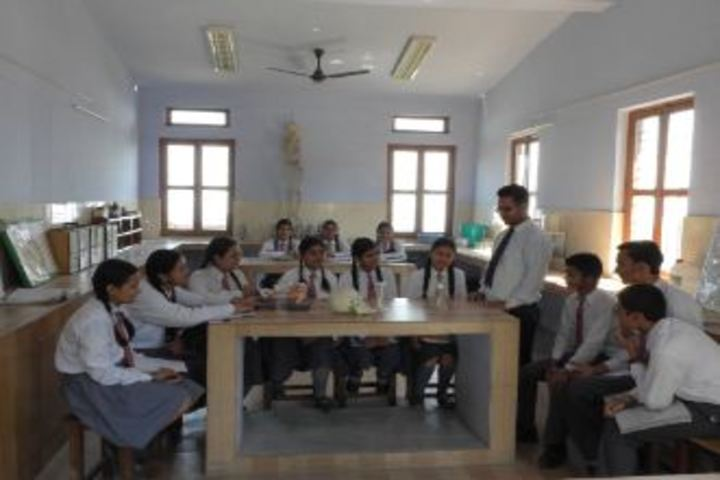 Army Public School-Science Laboratory