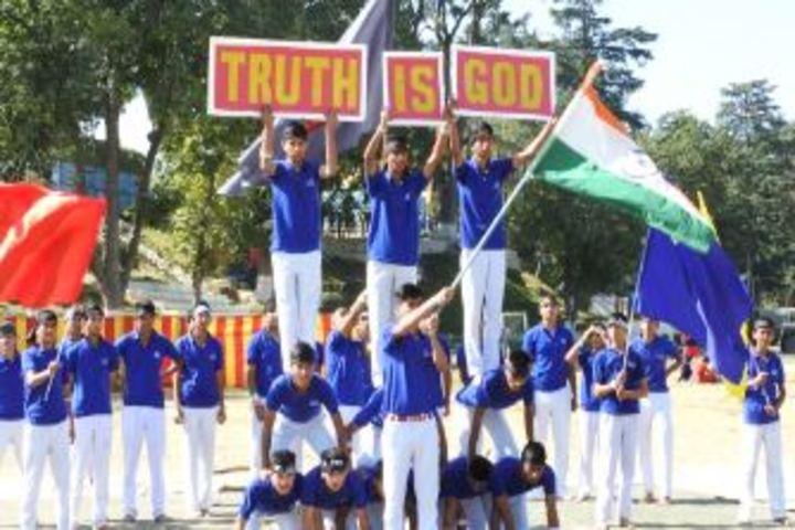Army Public School-Sports Activity