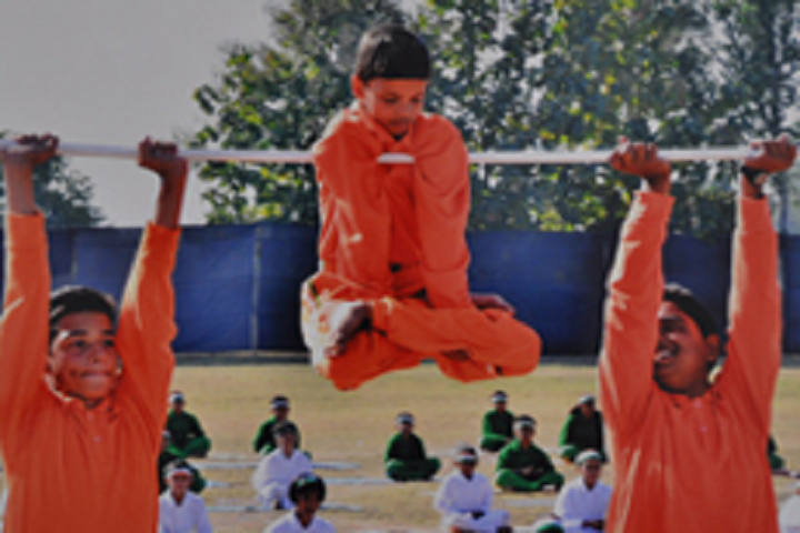 Aryaman Vikram Birla Institute Of Learning-Gymnastics