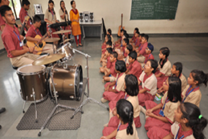 Aryaman Vikram Birla Institute Of Learning-Music Room