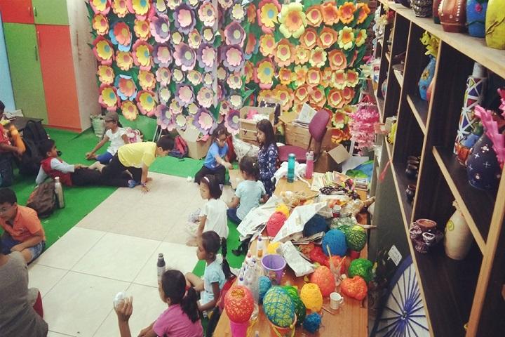 Aurum The Global School-Activity Room