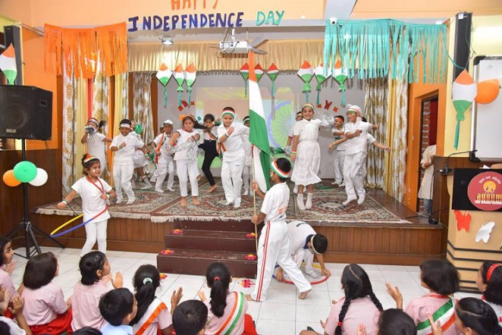 Aurum The Global School-Dance Performance