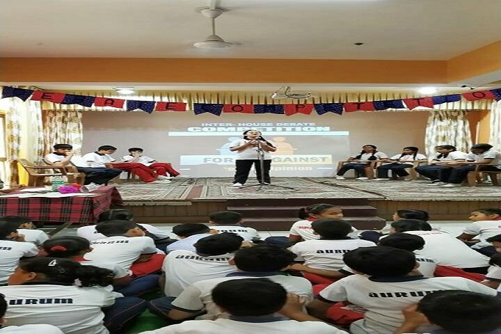 Aurum The Global School-Debate Competition