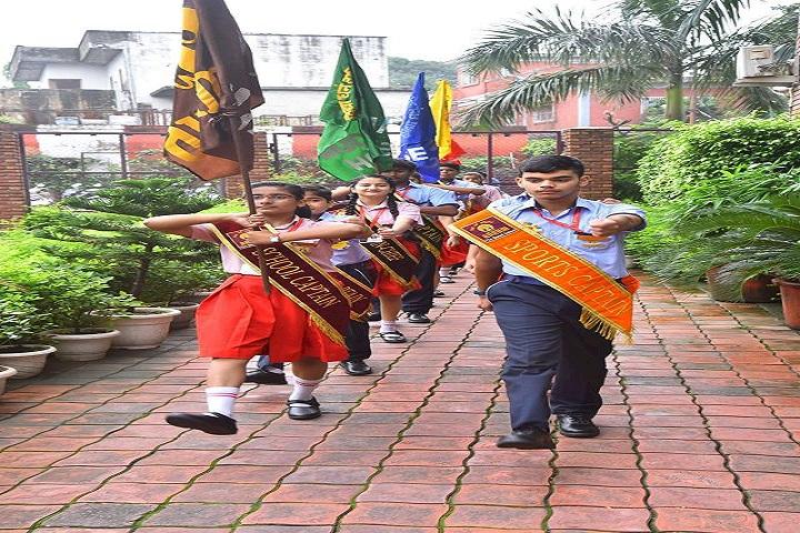 Aurum The Global School-Sports Meet